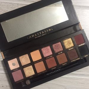 Anastasia soft glam palette authentic